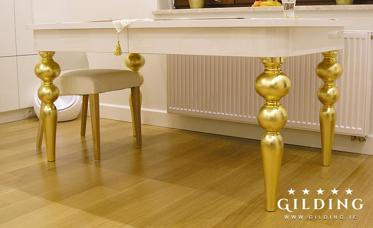 Gilded Furniture