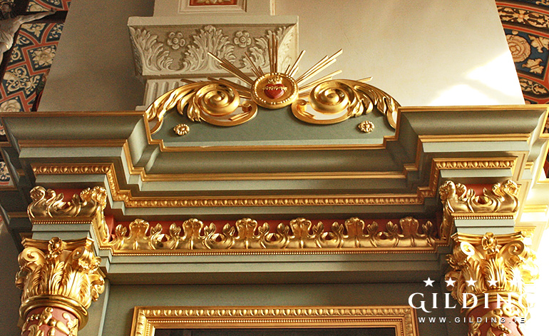 Traditional Gilding